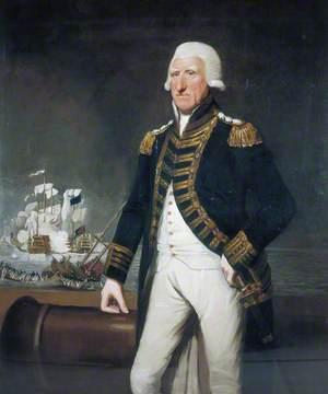 Samuel Hood (1724–1816), 1st Viscount Hood , British Admiral