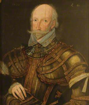 Gregory Fiennes (1539–1594), 10th Lord Dacre