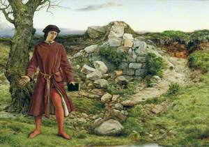 Henry VI at Towton, North Yorkshire