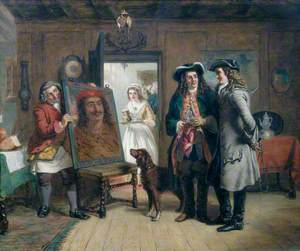 Scene from 'The Spectator'