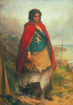 A Highland Gypsy
