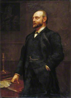Sir Joseph Barnby (1838–1896), Musical Composer and Conductor