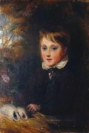Charles 'Carlino' Brown (1820–1901), Aged 6