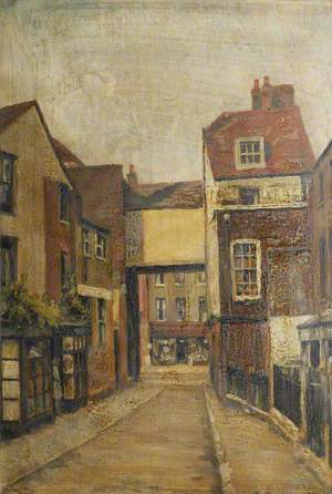 Perrin's Court, Hampstead, London