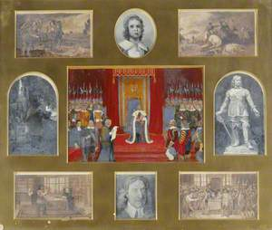 Scenes from the Life of Oliver Cromwell