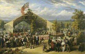 The Annual Fête of the Licensed Victuallers' School