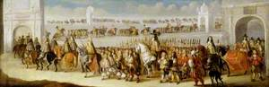 Charles II's Cavalcade through the City of London, 22 April 1661