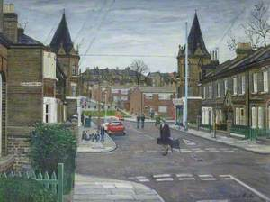 Grayshott Road, Battersea, London
