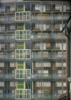 Camberwell Flats I, London (by day)