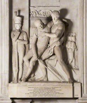 Mural Monument to Major General Andrew Hay (1762–1814)
