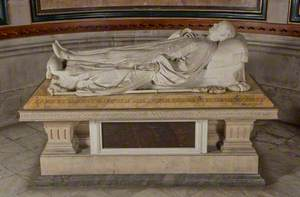 Effigy, Monument to Bishop Charles James Blomfield (1786–1857)