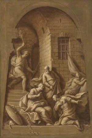 The Conversion of the Gaoler at Philipi