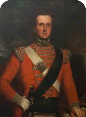 Captain George Mackay Sutherland