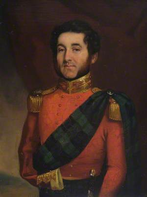 W. H. Wardell of The 93rd Highlanders