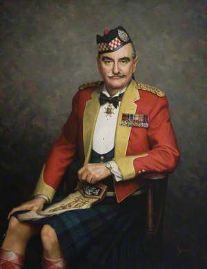 Major General F. C. C. Graham