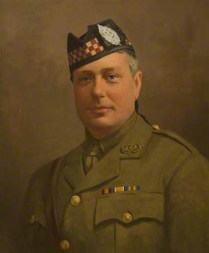 Lieutenant Colonel J. R. Macalpine-Downie