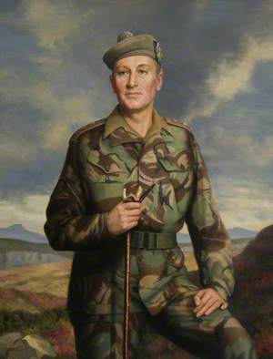 Lieutenant General Sir Alexander Boswell (b.1928)