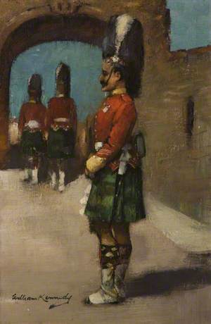 The Guard, Stirling Castle
