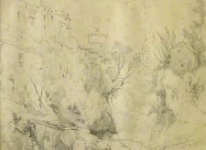 Le Prans près de Draguinan, 29 September 1860