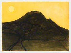 Black Silence I, Maguez (Yellow)