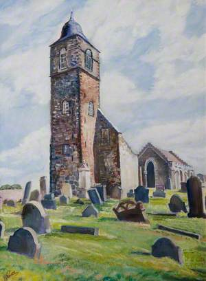 The Old Kirk, Alloa