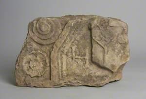 Thirdpart Farm Lintel (Gablet fragment)