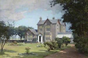 Ashburn House, Crail