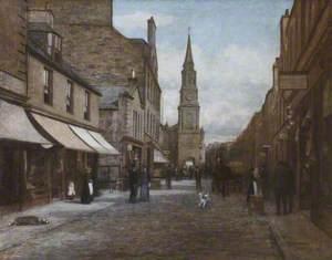 Falkirk High Street