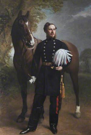 Sir Robert Anstruther of Balcaskie (1834–1886), 5th Bt, MP