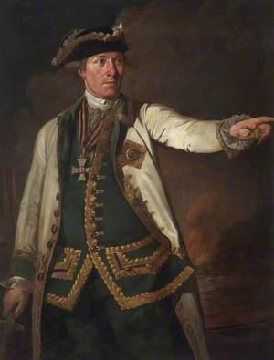 Sir Samuel Greig of Inverkeithing (1736–1788)