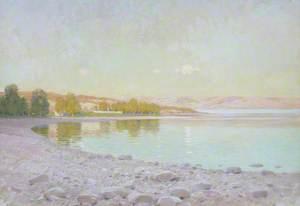 Evening, Sea of Galilee