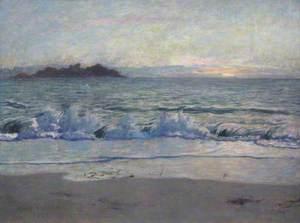 Seascape: Sunset