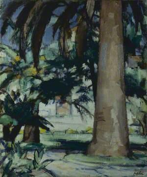 Palm Trees, Antibes