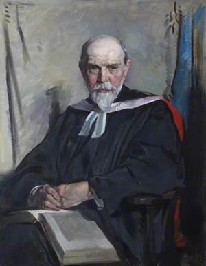 Reverend Dr John Campbell