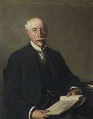Dr Henry Laing