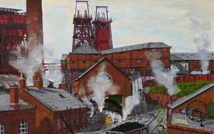 The Wellesley Colliery, Denbeath, Methil, 1950s
