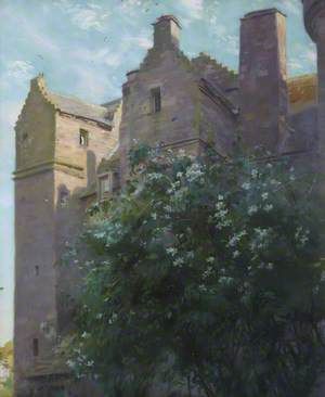 View of Kellie Castle
