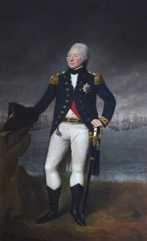 Admiral Sir Andrew Mitchell (1757–1806), KB