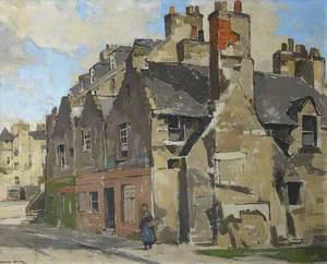 Abbey Strand, Holyrood