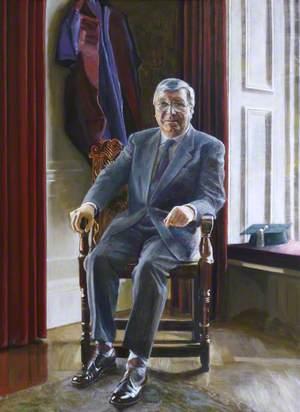 Principal Struther Arnott (b.1934)