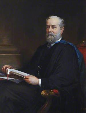 Thomas Spencer Baynes (1823–1887)