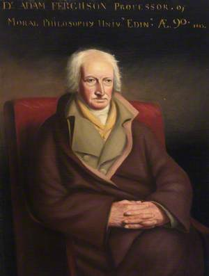 Dr Adam Ferguson (1723–1816), Professor of Moral Philosophy, University of Edinburgh, Aged 90