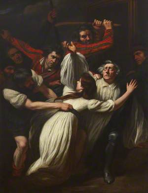 The Death of Archbishop Sharpe