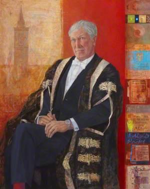 Principal Brian Lang (b.1945)