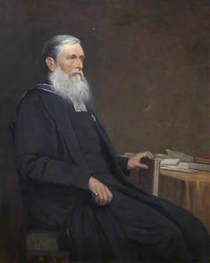 Reverend William Blair