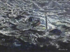 The Wreck of 'Navena' (FD172)