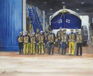 St Andrews Lifeboat 'John and Sarah Hatfield'