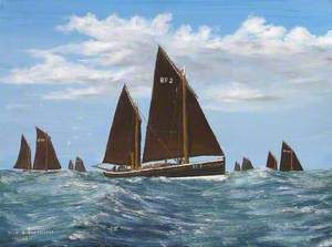 'Lively Hope' (BF2) and the Moray Firth Zulu Fleet