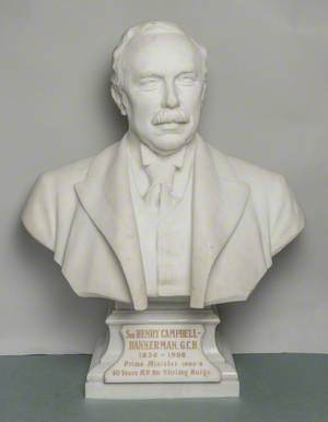 Sir Henry Campbell Bannerman (1836–1908), MP for Stirling Burghs (1868–1908), Prime Minister (1907–1908)