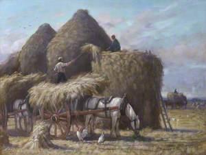 Haymaking